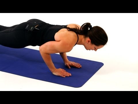 How to Do a Close Grip Push-Up   Boot Camp Workout