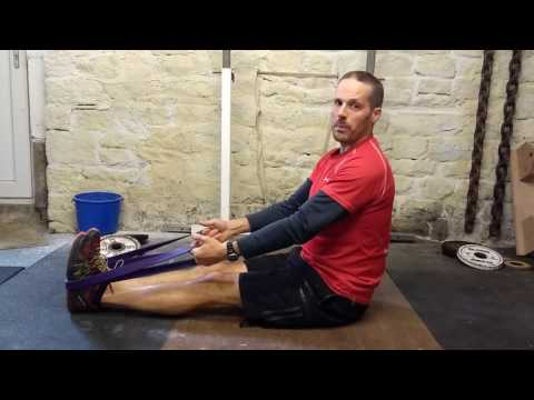 How to do Resistance Band Rows