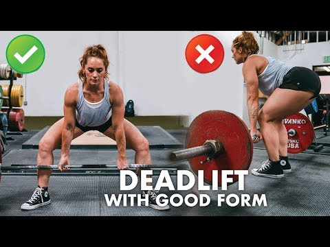 How to Deadlift Properly - Form Fixes for Conventional and Sumo