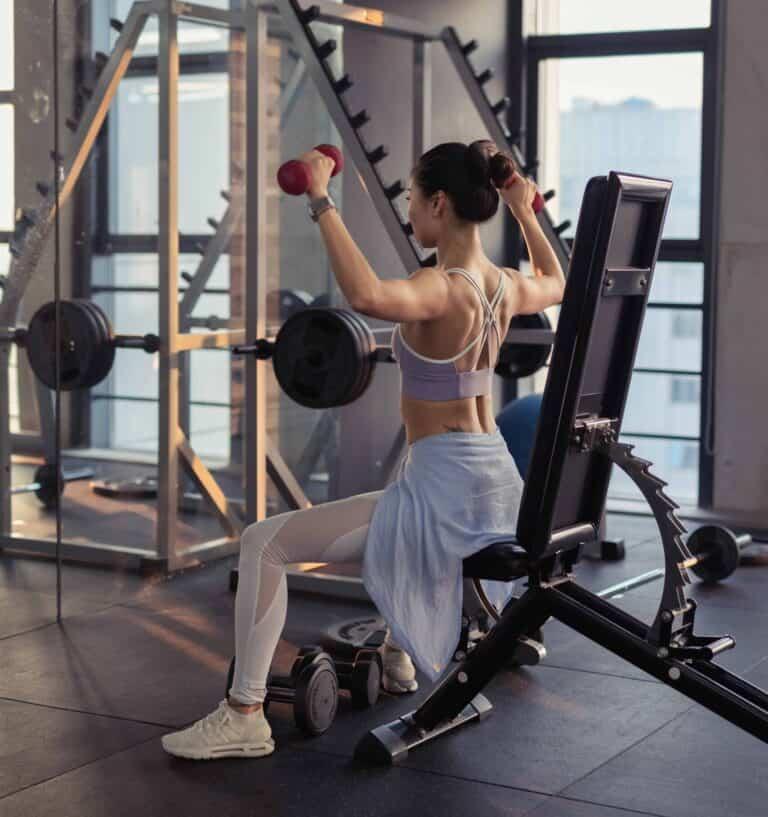 Fitness schema beginners vrouw man afvallen kracht